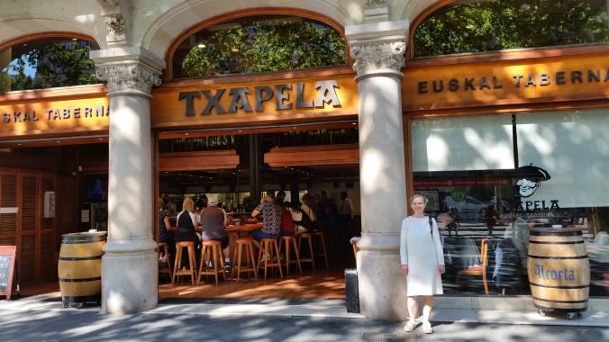 Txapela for Pinxos